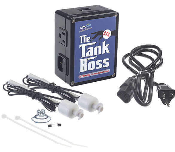"""The Tank Boss AFS"" Advanced Float Switch/ATO (Dual Floats)"